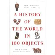 A History of the World in 100 Objects by MacGregor, Neil, 9780670022700