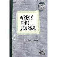 Wreck This Journal (Duct Tape) Expanded Ed. by Smith, Keri, 9780399162701