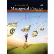 Essentials of Managerial Finance by Besley, Scott, 9780324422702
