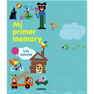 Mi primer memory / My first memory by Mathy, Vincent, 9788491012702