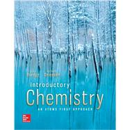 Introductory Chemistry: An Atoms First Approach by Burdge, Julia; Driessen, Michelle, 9780073402703