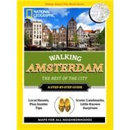 National Geographic Walking Amsterdam by Farquharson, Pip, 9781426212703
