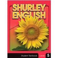Shurley English Test Booklet, Level 5 by Brenda Shurley, 9781585612703