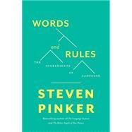 Words and Rules: The Ingredients of Language by Pinker, Steven, 9780465072705