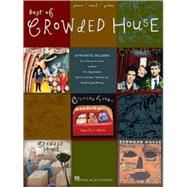 Best of Crowded House by Crowded House, 9781423452706