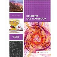 Physical Science Lab Notebook: Carbonless (70 Set) by Hayden-McNeil, 9781930882706