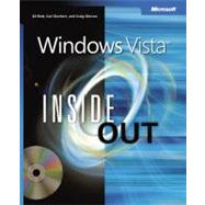 Windows Vista Inside Out by Siechert, Carl; Stinson, Craig, 9780735622708