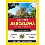 National Geographic Walking Barcelona by Thomson, Judy, 9781426212710