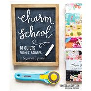 Charm School by Goertzen, Vanessa; Boutique, Lella, 9781617452710