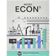 Bundle: ECON Micro, 5th + Aplia™, 1 term Printed Access Card by McEachern, William A., 9781337192712