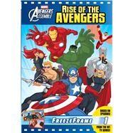 Marvel Avengers Assemble: Rise of the Avengers Freeze Frame 1 by Sazaklis, John, 9780794432713