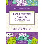 Following God's Guidance by Feinberg, Margaret; Meberg, Marilyn, 9780310682714