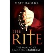 The Rite by BAGLIO, MATT, 9780385522717