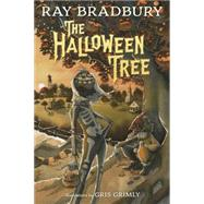 The Halloween Tree by BRADBURY, RAYGRIMLY, GRIS, 9780553512717