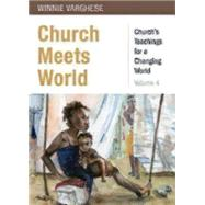 Church Meets World by Varghese, Winnie, 9780819232717