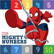 Mighty Numbers by Marvel Press Book Group, 9781484732717