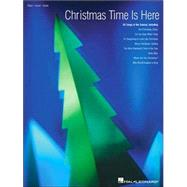 Christmas Time Is Here by Hal Leonard Publishing Corporation, 9780634032721