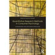 Quantitative Research Methods in Consumer Psychology: Contemporary and Data Driven Approaches by Hackett; Paul, 9781138182721