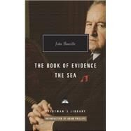 The Book of Evidence / The Sea by Banville, John; Phillips, Adam, 9780375712722