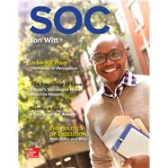 SOC 2018 by Witt, Jon, 9781259702723