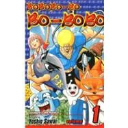 Bobobo-bo Bo-bobo, Vol. 1 (SJ Edition) by Sawai, Yoshio; Sawai, Yoshio, 9781421502724