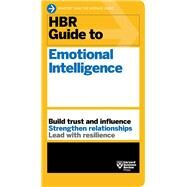 Hbr Guide to Emotional Intelligence by Harvard Business Review, 9781633692725