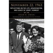 November 22, 1963 by Owen, Dean R.; Thomas, Helen, 9781634502726