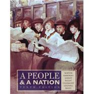 A People and a Nation: A History of the United States by NORTON, 9781133312727