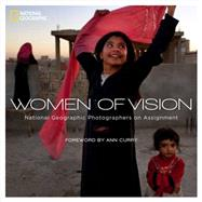 Women of Vision by National Geographic Society (U. S.); Curry, Ann; Johns, Chris, 9781426212727