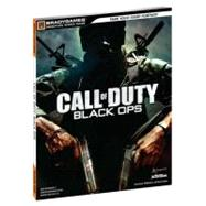 Call of Duty: Black Ops Signature Series by BradyGames, 9780744012729