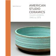 American Studio Ceramics by Lynn, Martha Drexler, 9780300212730