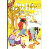 Wind in the Willows Sticker Activity Book by Barbara Steadman, 9780486412733