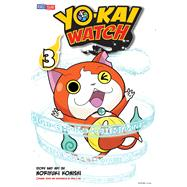 Yo-kai Watch 3 by Konishi, Noriyuki, 9781421582733