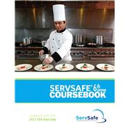 ServSafe CourseBook with Answer Sheet, Revised Plus NEW MyServSafeLab with Pearson eText -- Access Card Package by National Restaurant Association, Association Solutions, 9780133962734