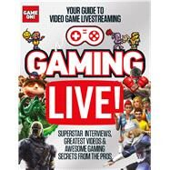 Gaming Live (Game On!) by Scholastic, 9781338032734
