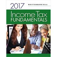 Income Tax Fundamentals 2017 (with H&R Block™ Premium & Business Access Code for Tax Filing Year 2016) by Whittenburg, Gerald E.; Gill, Steven; Altus-Buller, Martha, 9781305872738