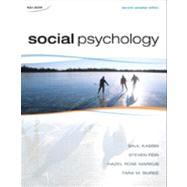 Social Psychology by KASSIN ET AL., 9780176502744