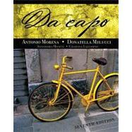 Da Capo by Morena, Antonio; Melucci, Donatella; Moneti, Annamaria; Lazzarino, Graziana, 9781428262744
