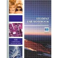 Student Lab Notebook Spiral Bound: 100 Carbonless Duplicate Sets by Hayden-McNeil, 9781930882744