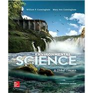 Connect Access Card for Environmental Science by Cunningham, William; Cunningham, Mary, 9780073532745