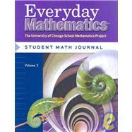 Everyday Mathematics Grade 6: Student Math Journal TWO by Everyday Mathematics, 9780076052745