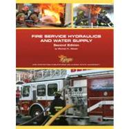 Fire Service Hydraulics and Water Supply by Wieder, Michael A., 9780132622745