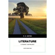 Literature A Pocket Anthology by Gwynn, R. S., 9780321942746