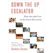 Down the Up Escalator by Garson, Barbara, 9780385532747