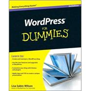 WordPress For Dummies<sup>&#174;</sup>, 3rd Edition by Lisa Sabin-Wilson, 9780470592748