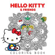 Hello Kitty & Friends Coloring Book by Viz Media, 9781421592749
