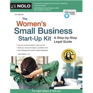 The Women's Small Business Start-up Kit by Pakroo, Peri, 9781413322750