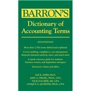 Dictionary of Accounting Terms by Shim, Jae K., Ph.D.; Siegel, Joel G., Ph.D.; Dauber, Nick; Quershi, Anique A., Ph.D., 9781438002750
