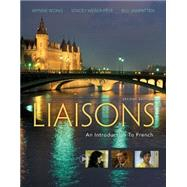 Liaisons An Introduction to French (with iLrn™ Heinle Learning Center, 4 Terms (24 months) Printed Access Card) by Wong, Wynne; Weber-Fève, Stacey; VanPatten, Bill, 9781305262751
