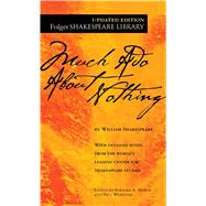Much Ado About Nothing by Shakespeare, William; Mowat, Dr. Barbara A.; Werstine, Paul, 9780743482752